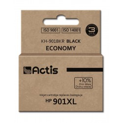 Actis black ink cartridge for HP (HP 901XL CC656AE replacement)