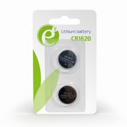 ENERGENIE BATTERY CR1620 2 PIECES, BLISTER