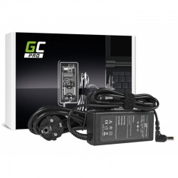 Green Cell AD01P power adapter/inverter Indoor 60 W Black