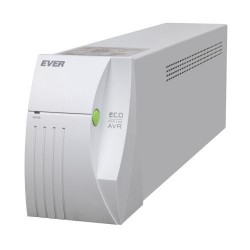 Ever ECO PRO 1000 AVR CDS uninterruptible power supply (UPS) Line-Interactive 1000 VA 650 W 2 AC outlet(s)